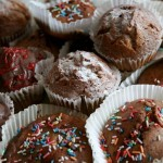 Muffin banana e cioccolato | lofaccioincasa.it