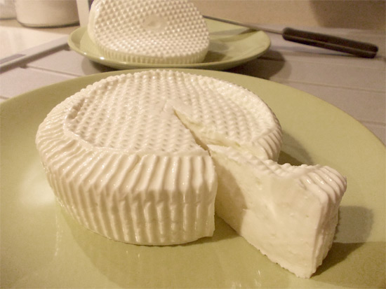 Primo sale fatto in casa con il kit hobby cheese | lofaccioincasa.it/