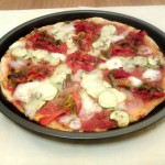 Pizza tricolore alle verdure | lofaccioincasa.it